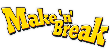 Ravensburger Make 'n' Break Logo