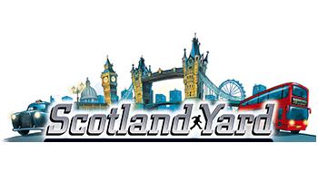 Ravensburger Game Scotland Yard Logo
